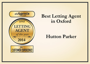 Best letting agent in Oxford